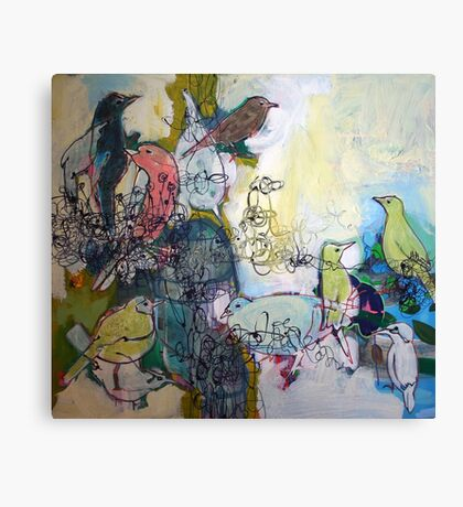 birds 3 Canvas Print