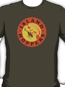 Island Hoppers /orange T-Shirt