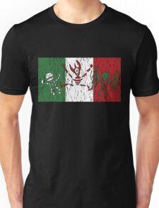 Dog, Bird, & The Demon Unisex T-Shirt