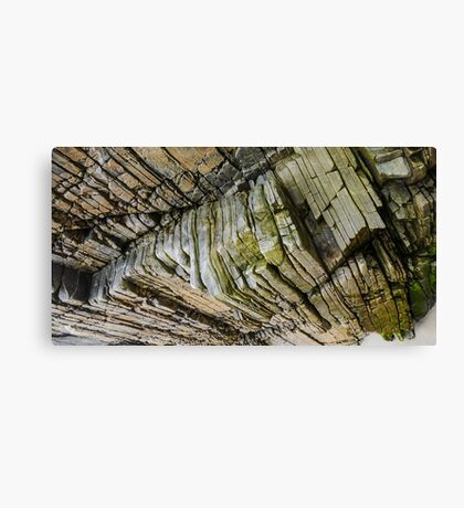 Rocks of Maghera - County Donegal, Ireland #9 Canvas Print