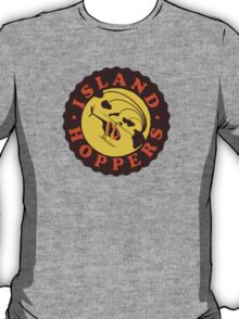 Island Hoppers /brown T-Shirt