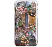 The Christmas Wreath iPhone Case/Skin