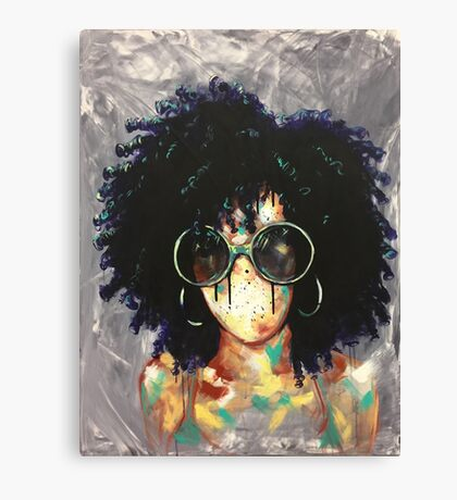Naturally XVI Canvas Print