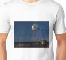The Twilight Windmill - Laidley Qld Australia Unisex T-Shirt