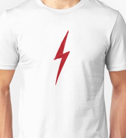 Lightning Sketch - Harry Potter / Flash Unisex T-Shirt