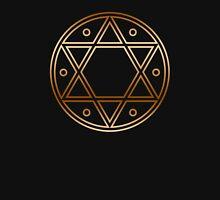Hexagram, ✡ , Magic, Merkaba, David Star, Solomon Unisex T-Shirt
