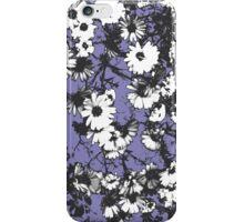 Flowers - Violet iPhone Case/Skin