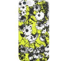 Flowers - Yellow iPhone Case/Skin