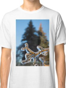 Mother Nature's Christmas Decorations - Encapsulated Branch Classic T-Shirt