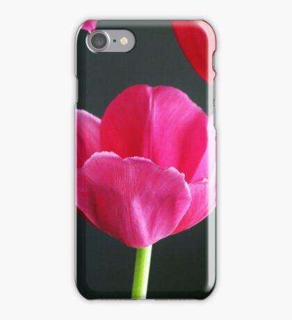 Trio of Tulips iPhone Case/Skin