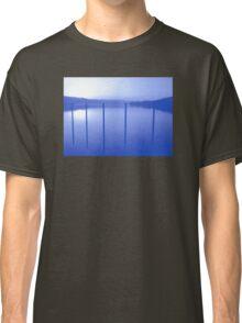 Lake in Blue Classic T-Shirt