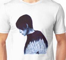 What's Hidden In Snow Unisex T-Shirt