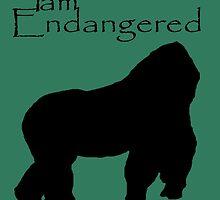 I am Endangered by Tarnya  Burke