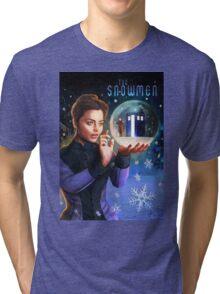 The Snowmen Tri-blend T-Shirt