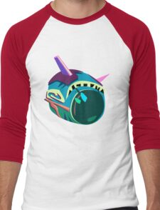 BubbleButt from Soma Men's Baseball ¾ T-Shirt
