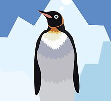 penguin by NirPerel