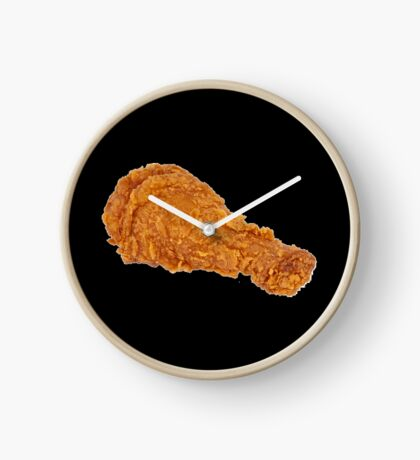 Fried Chicken meme Clock
