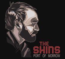The Shins Port of Morrow by DeBourbon