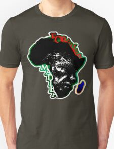 A TRIBUTE TO MADIBA Unisex T-Shirt