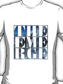 The Emerge - Mountains Logo T-Shirt