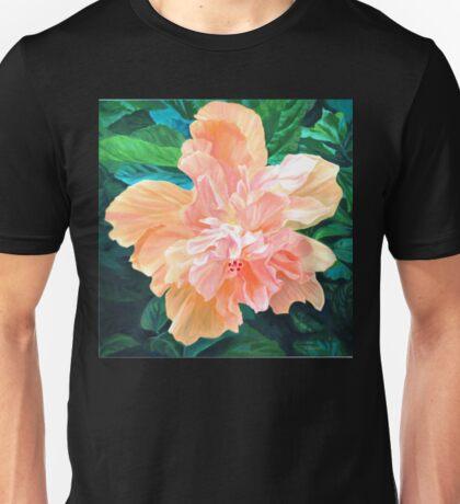 Double Hibiscus Unisex T-Shirt