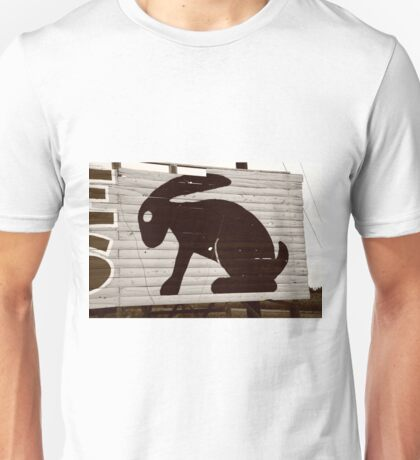 Route 66 - Jack Rabbit Trading Post Unisex T-Shirt