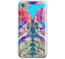abstract bright background iPhone Case/Skin