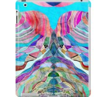 abstract bright background iPad Case/Skin