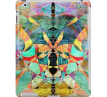 unusual abstract pattern  iPad Case/Skin