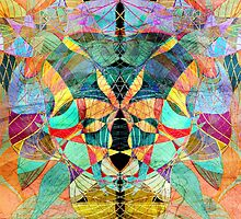 unusual abstract pattern  by Tanor