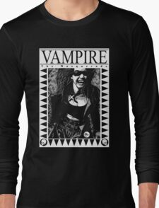 Retro Vampire: The Masquerade Long Sleeve T-Shirt
