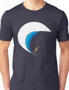 Round-house Cutback Unisex T-Shirt