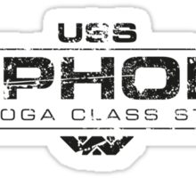 USS Sephora Sticker