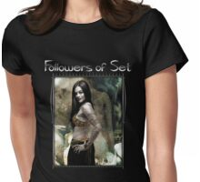 Masquerade Clan: Followers of Set V20 Womens Fitted T-Shirt