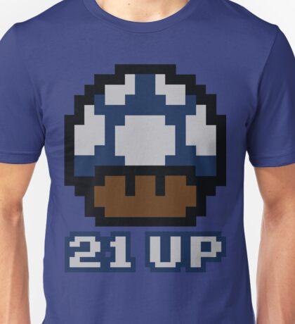 21 UP Unisex T-Shirt