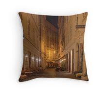 Blumenstockgasse, Vienna Austria Throw Pillow