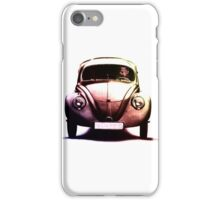 My Cat And His Classic Car iPhone Case/Skin