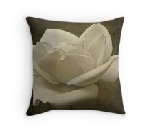 Enigma Of The Yellow Rose #3 Throw Pillow