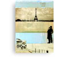 ONE DAY OUT Canvas Print