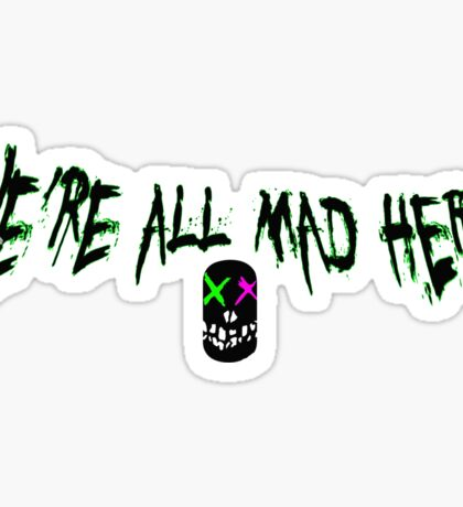 Suicide Squad Sticker