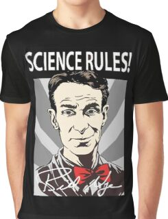billnye Graphic T-Shirt