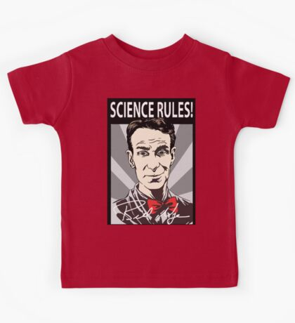 billnye Kids Tee