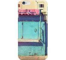 Sunday in Morocco iPhone Case/Skin