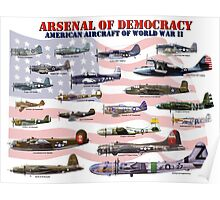 Arsenal of Democracy Poster