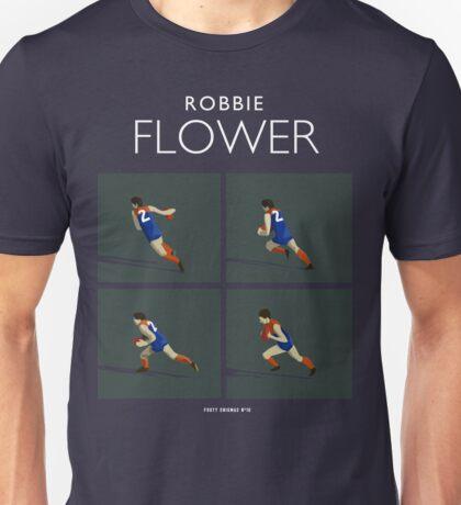 Robbie Flower, Melbourne closeup Unisex T-Shirt