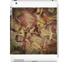 Wither Thou Blowest iPad Case/Skin