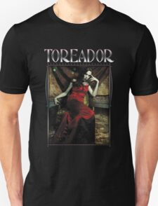 Masquerade Clan: Toreador V20 Unisex T-Shirt