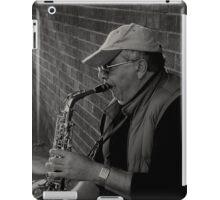 Busker, Dublin iPad Case/Skin