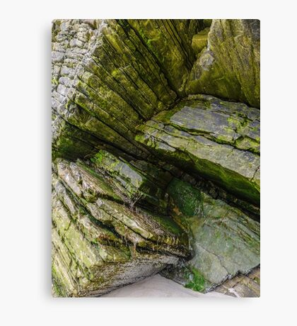 Rocks of Maghera - County Donegal, Ireland #10 Canvas Print
