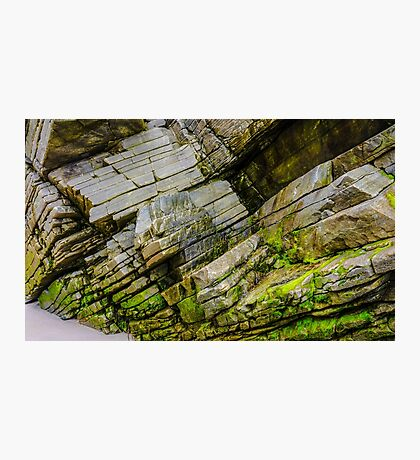 Rocks of Maghera - County Donegal, Ireland #11 Photographic Print